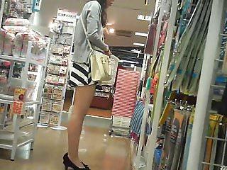 Upskirt日本業餘青少年5