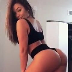 Sexy Teen with Big Ass