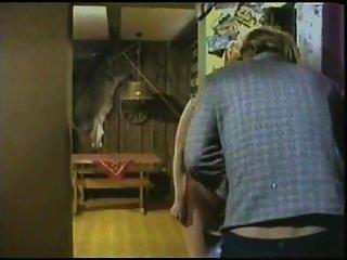 Oldyoung Vintage Threesomes video: Vintage Loops 007