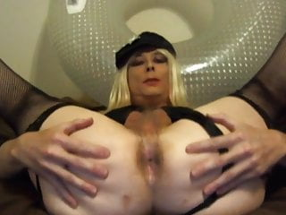 Webcam Shemale Solo Shemale Big Ass Shemale video: Sexy Tasha Police Schoolgirl Crossdresser Dirty Talk