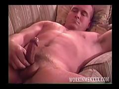 Mature Amateur David Jacking Off   Porn-Update.com