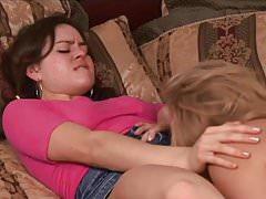Emily Parker and Dana Devine Make Lesbian Fun
