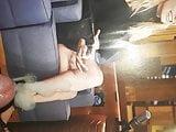 CFJ - sexy feet tribute : Margot Robbie 1