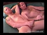 Mature Amateurs Kevin and Red Suck Cock