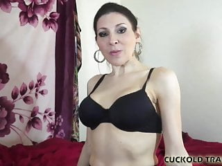 Bdsm Femdom Humiliation video: I know you want to fuck me so bad