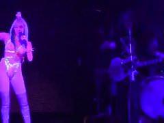 Spettacolo di Miley Cyrus