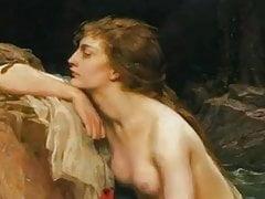 L'arte erotica di Herbert James Draper 2