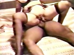 White Mature Wife Fucked by 2 Black Cocks pt4