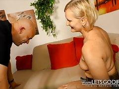 German MILF Porno