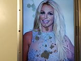Britney Spears Cum Tribute 69