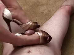 Talon de footjob