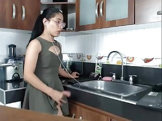 Masturbation Shemale Shemale Porn Shemale Solo Shemale video: Asia big dick and loads
