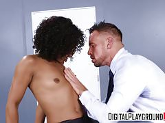 DigitalPlayground - Boss Fenky Episode 1 Misty Stone Johnn