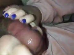 Modré prsty FJ