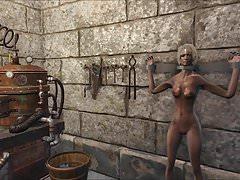 Fallout 4 Hrad zubů