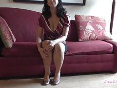Brooke Bennett - Hairy MILF Creampie