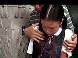 Maggot Man Cute Petite Japan School uniforms PMV Music Video