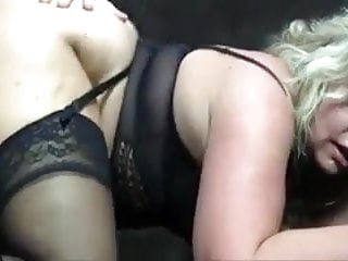 Hardcore Bbw Fingering video: Blonde Mature anal in Hot Outfit