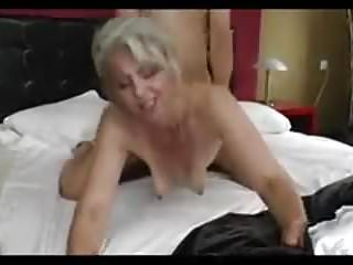 Oldyoung Grannies Cougars video: Classy Gran