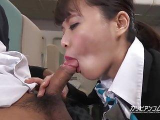 Haruka Miura抗击出勤特别服务CARIBBEANCOM