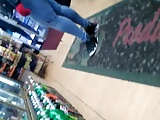 Mz Joy monster phat ass in jeans, pt.1
