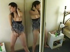 Masturbation by the Mirror