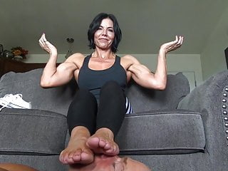 Pov Foot Fetish Footjob video: Goddess Zephy