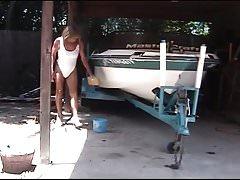 Ich und mein kleines Boot