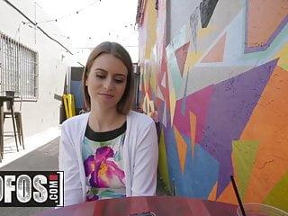 Blowjob Big Cock Handjob video: Publick Pickups - Jill Kassidy - Cafe Cutie Needs Cash