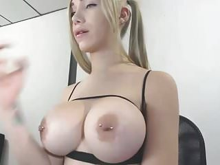 Big Tits Shemale Solo Shemale Webcam Shemale video: Busty Babe Touching Herself