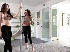 Lesbian strippers TTT