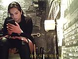 Hidden Cam In Bathroom Part 6