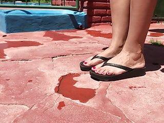 New slo mo feet