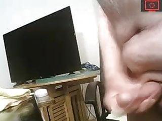 .grandfather plays cam.