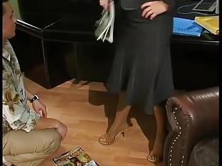 Homemade Teacher movie: Lehrerin