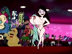 CARTOON EROTIC VIDEO SONG