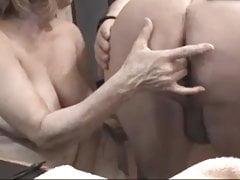 Coppia matura gioca Webcam Tettona moglie