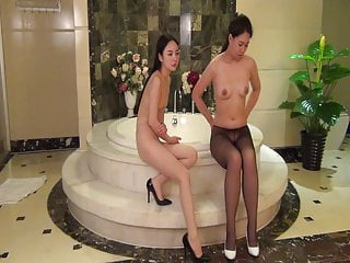 Chinese Lesbian Hd Videos video: Xiaodi #6 - Chinese Model