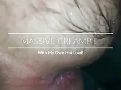 CREAMPIE ANALE MASSIVE