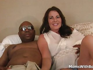 Milfs Interracial Brunettes video: Interracial Creampie Pussy Fuck Milf Bella Roxxx