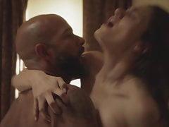 Emmy Rossum Shameless S07E05 Sex Scéna (žádná hudba)