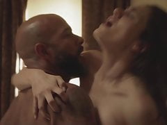 Emmy Rossum Shameless S07E05 Sex Scene (nessuna musica)
