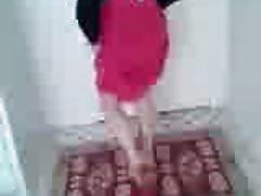 Turbanli Hijab danza per marito