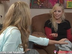 GirlfriendsFilms Julia Ann seduces Young Lesbian Tenant