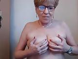 New Granny on cam