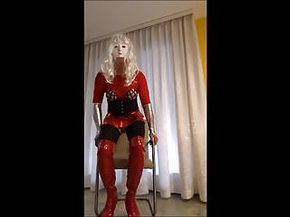 Amateur Shemale Lingerie Shemale Shemale Crossdresser Shemale video: Crossdresser striptease