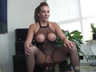 Bdsm Femdom Pov video: I will make you into a total cuckold bitch