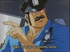 Mad Bull 34 anime OVA # 1 (1990 sottotitolato in inglese)