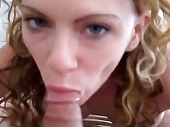 Freaky Amateur With Big Tits Just Wants To Suck A Cock