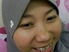 Hijab-Mädchen